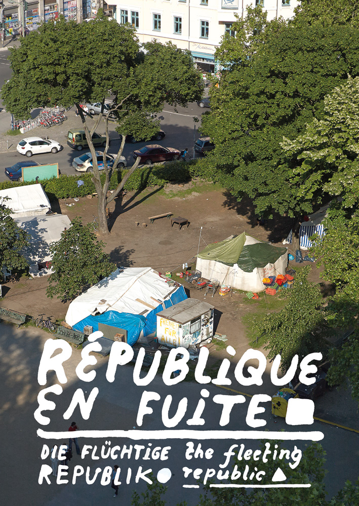22.06.2013 - Flyer Republique en Fuite