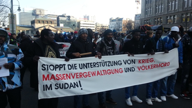 demo sudan 2