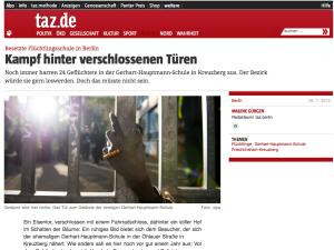 Besetzte_Flüchtlingsschule_in_Berlin___Kampf_hinter_verschlossenen_Türen_-_taz_de