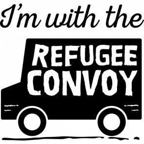 Open Border Caravane