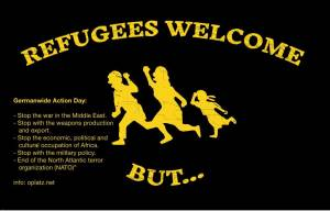 refugees welcome but