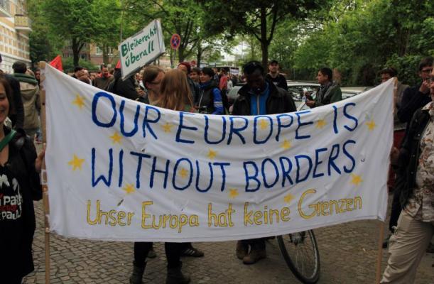 Unser Europa hat keine Grenzen