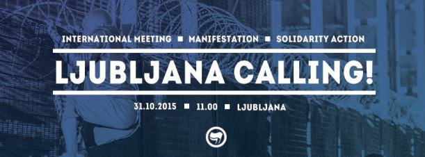 International meeting Ljubljana