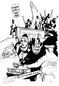 Movements Journal für kritische migrations-und Grenzregimeforschung