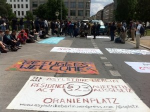 Beyond #refugeeswelcome: The Spectre of Racist Violence and Lessons from Refugee Resistance in Germany