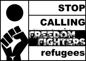 Refugee Schul- und Unistreik Berlin
