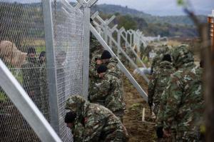Balkan borders