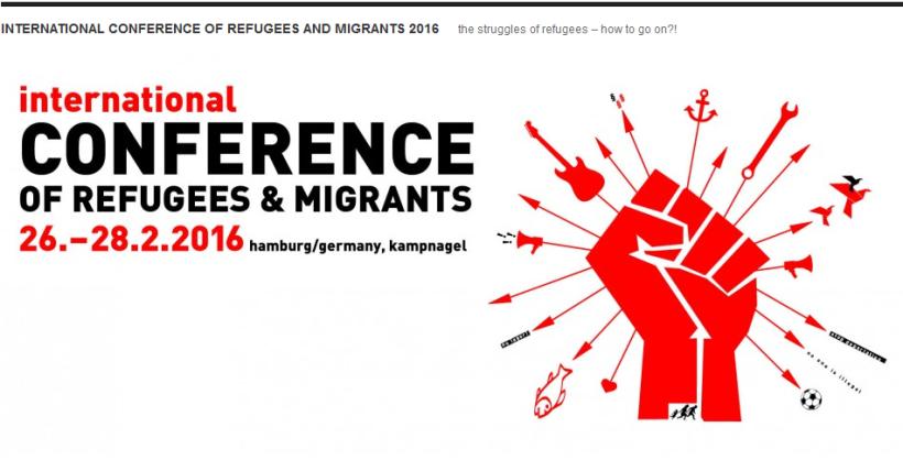 International Refugee Conference Hannover